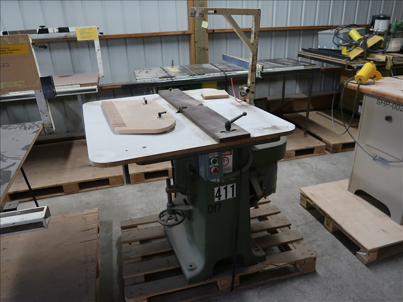 NORTHFIELD MACHINERY SP | CRANE AEROSPACE/WOODWORKING